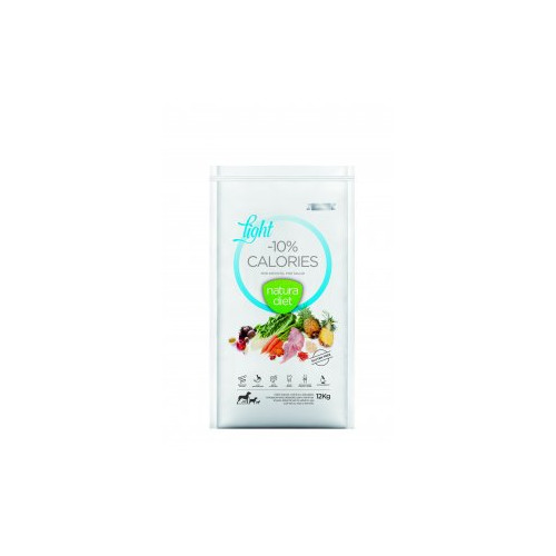 Granule Natura Diet LIGHT -10% CALORIES